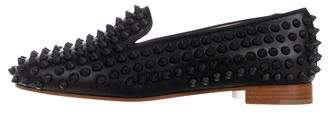 Christian Louboutin Rolling Spikes Loafers w/ Tags