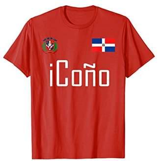 iCONO SHIRT | DOMINICAN REPUBLIC | Funny T Shirt In Spanish
