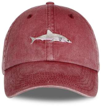 70121e0ce5689 Alility Caps Quint s Shark Fishing Cotton Adjustable Jeans Caps Baseball Cap  for Man and Woman