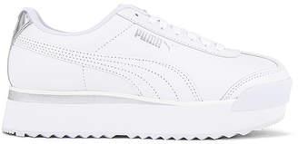 Puma Roma Amor Leather Suede Sneaker