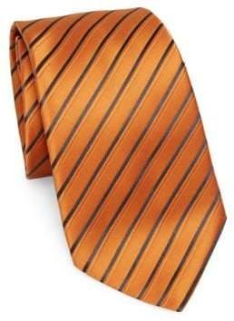 Emporio Armani Silk Stripe Tie