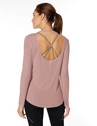 Core 10 Standard Women's Blend LS Open Back
