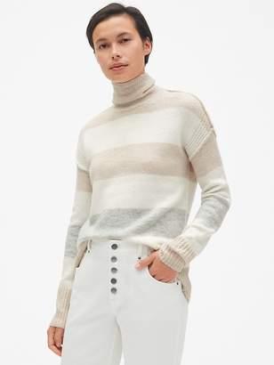 Gap Brushed Turtleneck Pullover Sweater