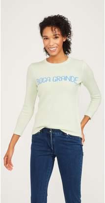 J.Mclaughlin Locale Boca Grande Cashmere Sweater