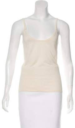 Collette Dinnigan Sleeveless Silk Top w/ Tags