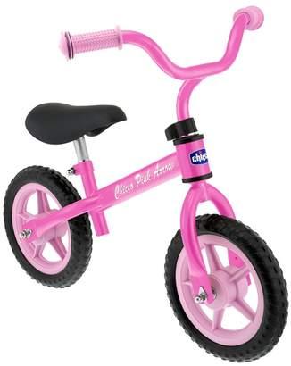 Chicco Pink Arrow Balance Bike Set