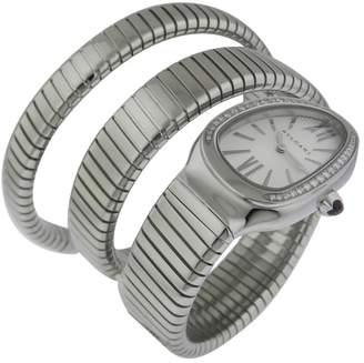 Bulgari Bvlgari Serpenti SP35C6SDS.2T Stainless Steel Watch