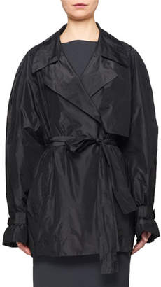 The Row Keera Taffeta Jacket