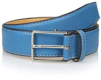 Leone Braconi Men's Nappa Leather Belt