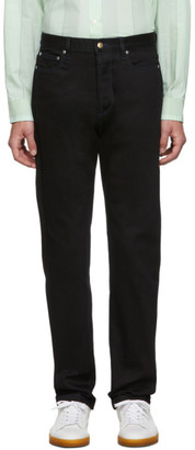 Paul Smith Black Regular Fit Jeans