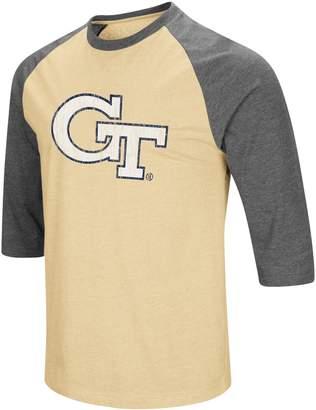NCAA Men's Campus Heritage Georgia Tech Yellow Jackets Moops Tee
