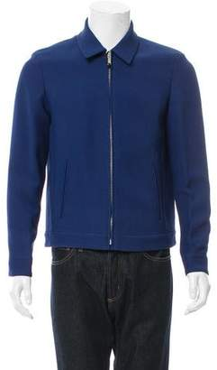 Jeffrey Rüdes Wool & Silk-Blend Jacket w/ Tags