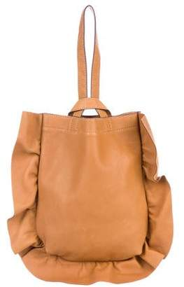 Loeffler Randall Leather Handle Bag