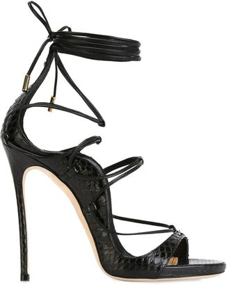 Dsquared2 strappy sandals $1,285 thestylecure.com