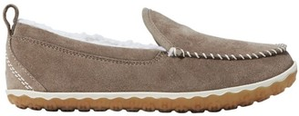 L.L. Bean L.L.Bean Women's Mountain Slippers, Moccasin