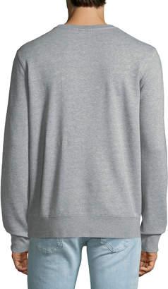 Frame Men's Crewneck Sweatshirt, Gray