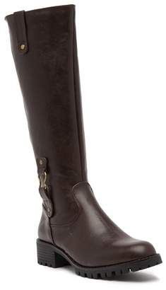 Aquatherm By Santana Canada Betty Waterproof Faux Fur Lined Knee-High Boot