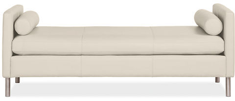 Jackson Leather Studio Sofa & Chaise