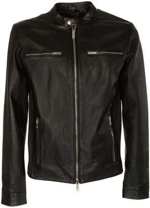 Dondup Classic Zipped Jacket