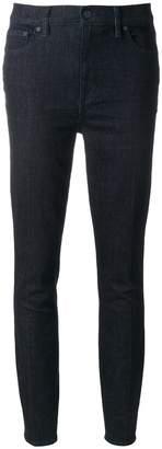 Tory Burch Candace high-waist skinny jeans