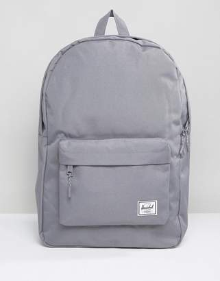 Herschel Classic Backpack in Grey