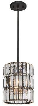 Bronx Ivy Gunnersbury 1-Light Lantern Pendant Ivy