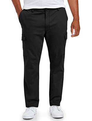 Amazon Essentials Big & Tall Cargo Pant fit by DXL