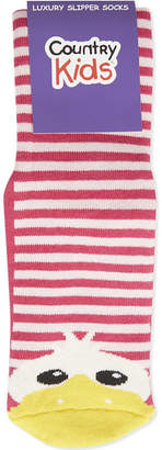 Country Kids Animal slipper socks 6 months-12 years