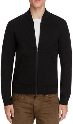 REIGNING CHAMP Heavyweight Terry Varsity Jacket $220 thestylecure.com