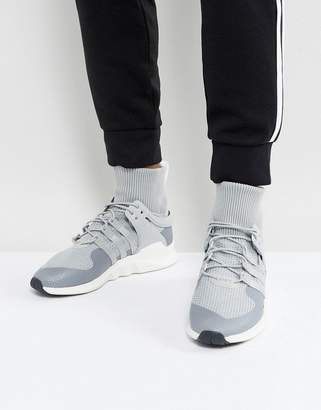 adidas Eqt Support Adv Winter Sneakers In Grey Bz0641