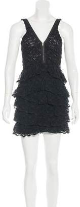 Isabel Marant Sleeveless Lace Dress