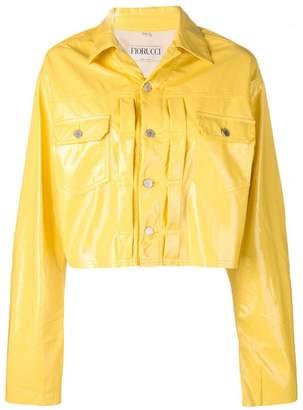 Fiorucci fitted denim jacket