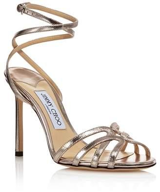 Jimmy Choo Women's Mimi 100 High-Heel Sandals