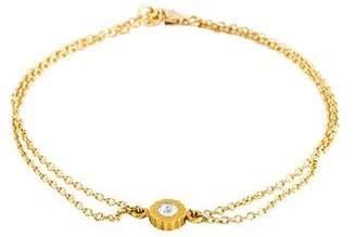 Yossi Harari 24K Daimond Station Bracelet