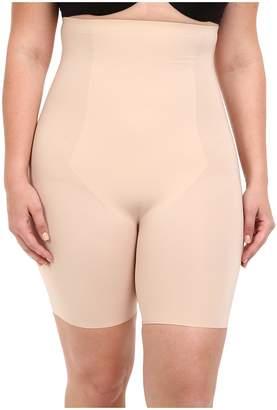 Spanx Plus Size Thinstincts High-Waisted Mid-Thigh Short Women's Underwear