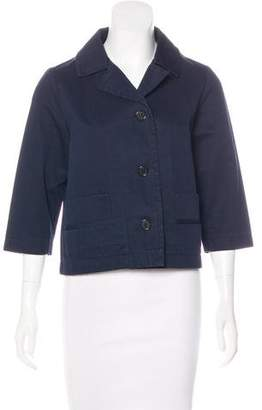 Marni Lightweight Button-Up Jacket