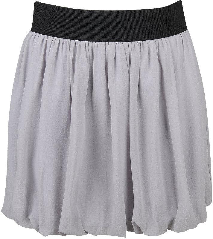 Fab Chiffon Bubble Skirt