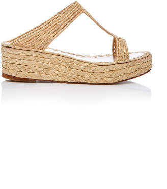 Carrie Forbes Bouchra Wedge Sandal