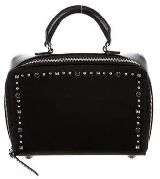 Rebecca Minkoff Embellished Leather Satchel