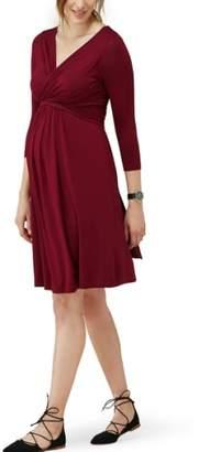 Isabella Oliver 'Emily' Maternity Dress