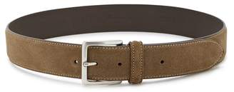 Andersons Anderson's Light Brown Suede Belt