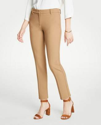 Ann Taylor The Petite Ankle Pant In Doublecloth