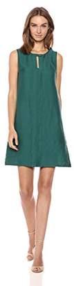 Armani Exchange A X Women's Front Button Tank Dress