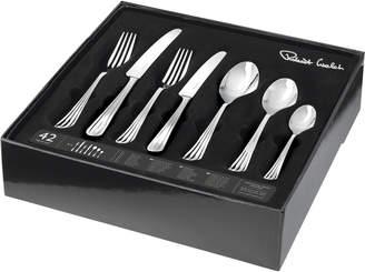 Robert Welch Bright Palm 56 Piece Cutlery Set
