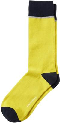 Banana Republic Classic Blocked Sock