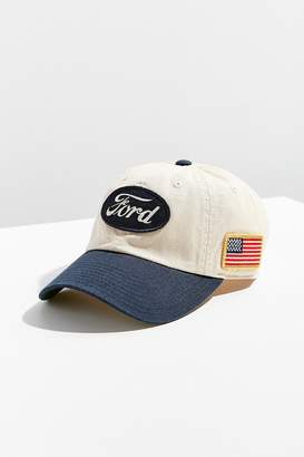 Urban Outfitters Ford United Slouch Patch Hat