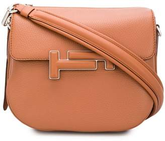 Tod's Double T logo shoulder bag