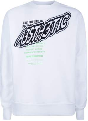 Diesel S-BAY-YC Ae3th3tic Sweatshirt