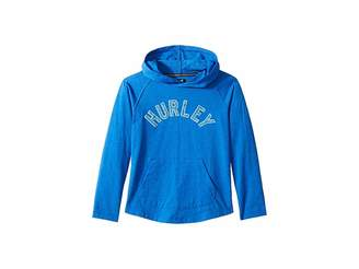 Hurley Novelty Pullover Hoodie (Little Kids)