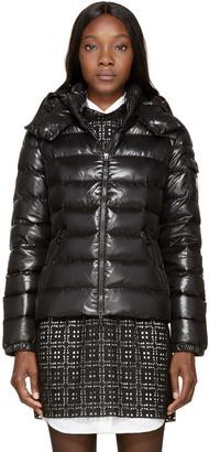 Moncler Black Down Bady Jacket $995 thestylecure.com